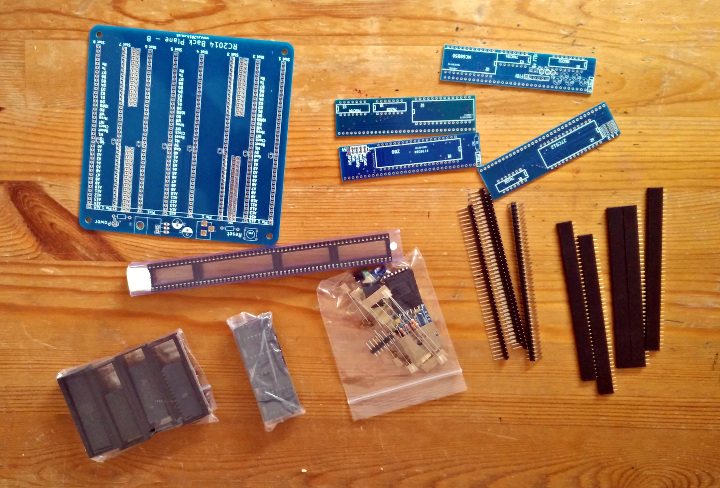 RC2014 retro computer kit · Random Developments